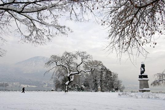 Jardins Annecy
