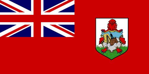 Wall Mural - Bermuda Flag
