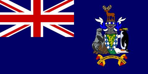 South Georgia Flag