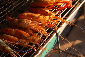 Shrimp Barbecue