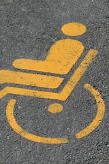 Parcheggio per diversamente abili
