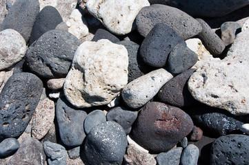 matière volcanique