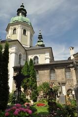 Salisburgo, St.Peter