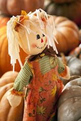 Rag Doll Thanksgiving Halloween Autumn
