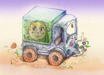Child's Truck