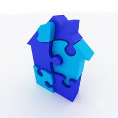 House Market Puzzle