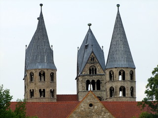 Kirchentürme Liebfrauenkirche