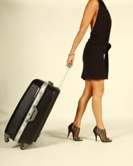 la valise, grand départ