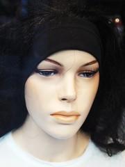 Model beauty female