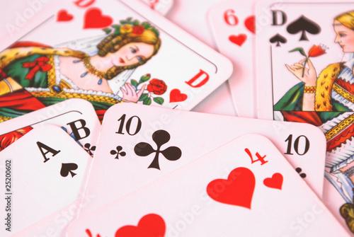Kartenspiel S