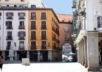 place du Vieux  Madrid, Espagne