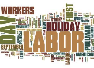 Labor Day - 6 September