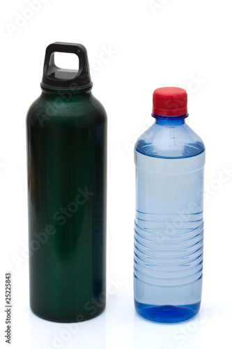 """""""recyclable alternative to plastic for bottle water"""" Stock ..."""