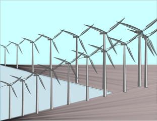 Wind energy generation