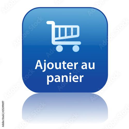 Bouton Web AJOUTER AU PANIER (commander commerce électronique) de77e081993a