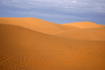 Sand dunes in Muine, Vietnam
