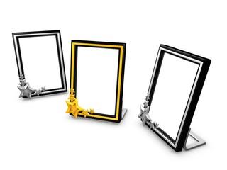 Picture frame,potrait
