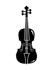 violin vector