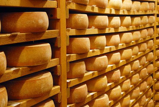 fromage en affinage