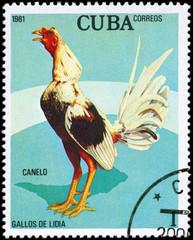 CUBA - CIRCA 1981 Canelo
