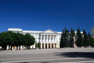 smolensk goverment historical building