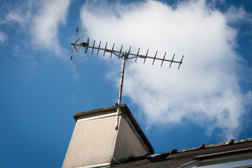 Photos illustrations et vid os de antenne rateau - Orientation antenne rateau ...
