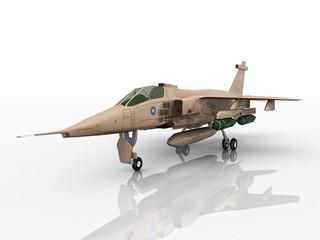 Kampfflugzeug Jaguar