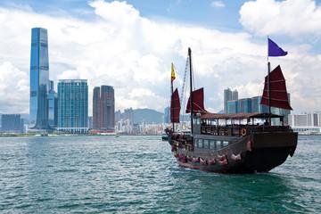 Hongkong Schiff