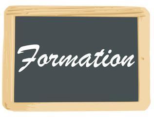Ardoise : Formation