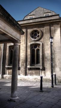Bath, Hetling Court
