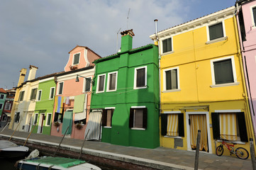 couleurs de Burano