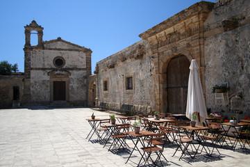 Fototapete - Sicily-Marzamemi