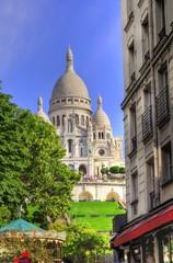 Sacre Coeur - Paris / France