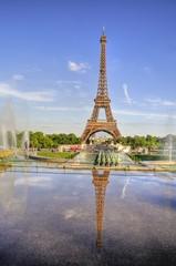 Eifel Tower - Paris (France)