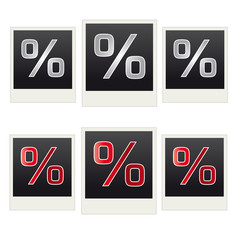 Polaroid Prozente