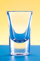 Small shot glass