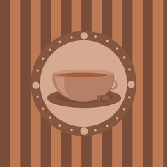 cute coffee background