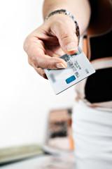 pagare con carta di credito
