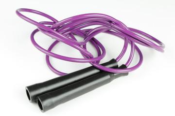 Purple Jump Rope