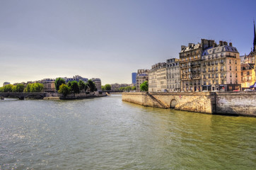 River Seine - Paris / France