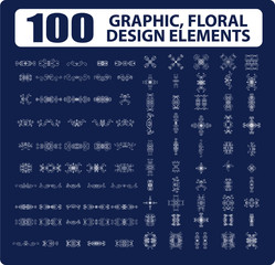 100  floral tattoo design