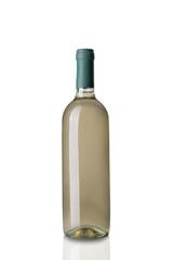Weißwein Flasche