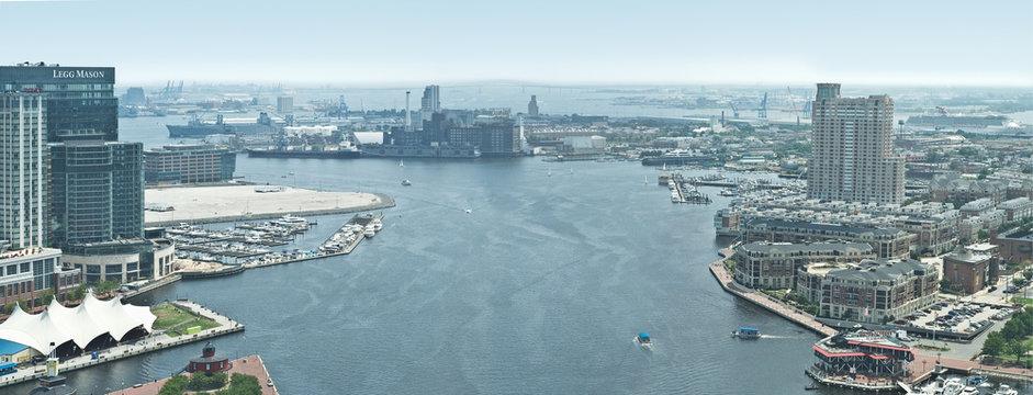 Baltimore Panorama