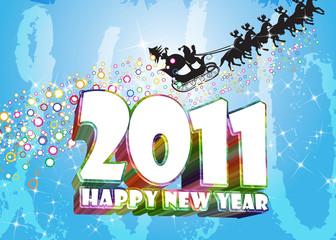 2010+Xmass+2011 = Merry Xmass  & Happy New Year 2011