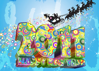 Merry Xmass   & Happy New Year 2011