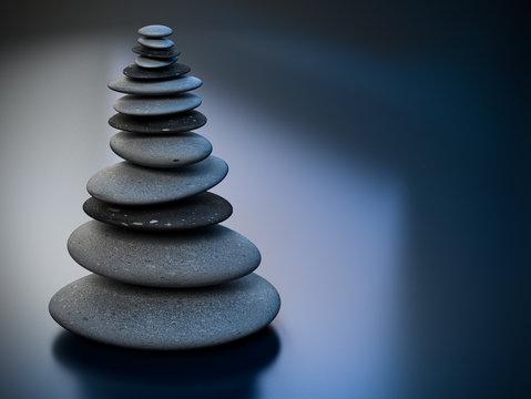 équilibre stabilité - problème et solution - sérénité