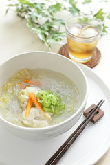Asian cuisine, Healthy diet rice noodles