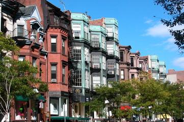 Rue de Boston, Newbury Street