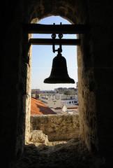 Vintage bell silhouette in Old havana