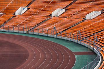 Fotobehang Stadion olympic stadium